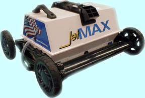 JetMax Pool Cleaner Vacuum